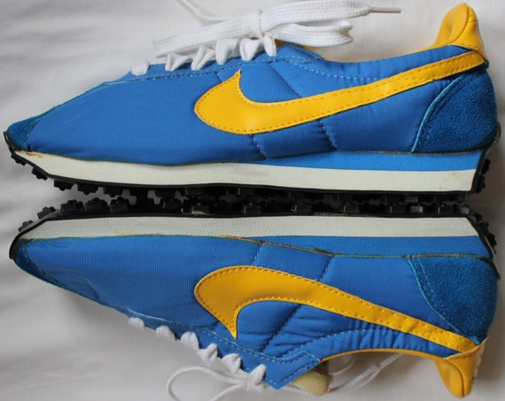 Items similar to vintage nike waffle trainer sneaker running shoe 70 s