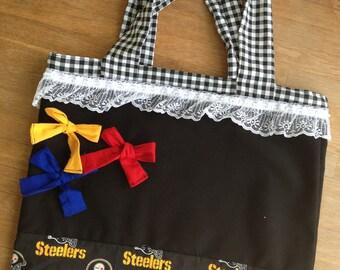 Pittsburgh Steeler Tote Bag