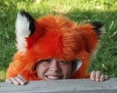 Fox scoodie