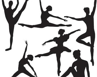 Ballet Vinyl Wall Art