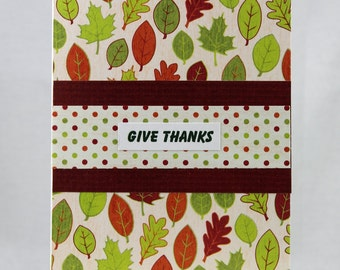 Thanksgiving Greeting Card 4