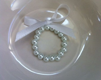 Baby Bracelet Pearl Girls Child's My First Pearls