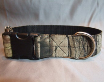 Mossy Oak Dog Collar