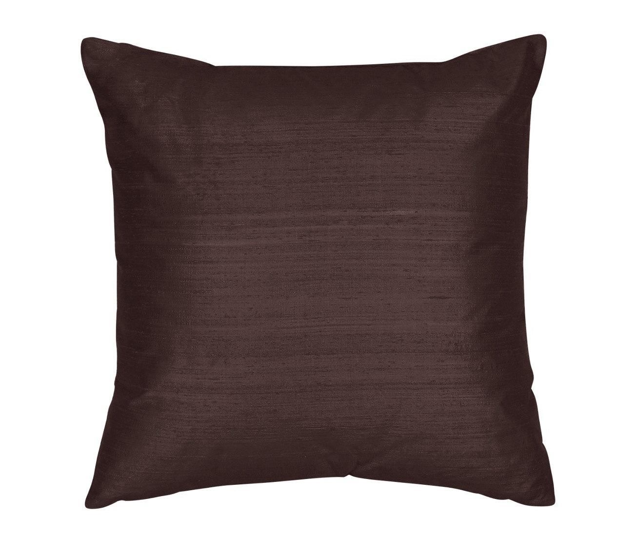 Throw Pillows Us : Throw Pillow Cover Silk Shantung Decorative Pillow 16 inch