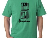 Scopitone Jukebox Logo Cotton T-Shirt - Men's Large - Available for immediate shipping