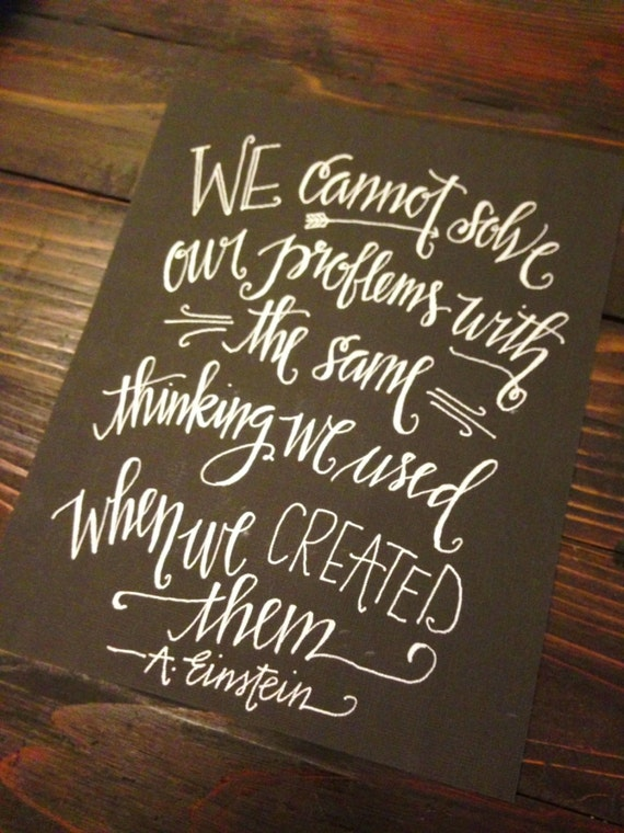 Custom Calligraphy Quote Prints By Theprettypaperieshop On