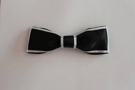 items similar to th great gatsby bow tie or hair bow on etsy