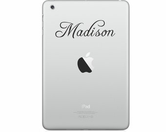 Apple iPad Decal Sticker Art Skin Vinyl iPad 1 iPad 2 iPad 3 iPad Mini