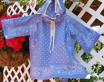Baby Clothing. Japanese Cotton. Toddler Beach Dress. Swim Covers. Sun Dress.  Beach Dress. Sun Protective. Cottage dress. Baby Girl.