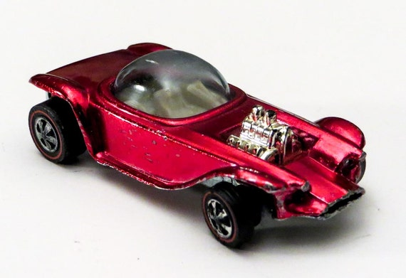 Hot Wheels 1968 Redlines - Beatnik Bandit