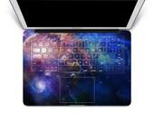 keyboard decal macbook pro decals keyboard decal cover skin galaxy keyboard decal laptop macbook decals sticker mac decals Apple Mac Decal