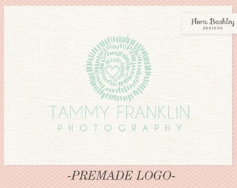 Custom Logo Design and Watermark - Premade  FB009