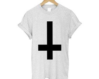 Inverted Cross T Shirt