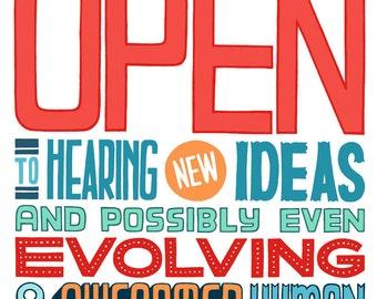 Open Sign Manifesto