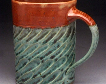 Stoneware Coffee Mug-Made to Order