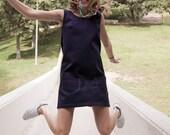 Retro mini dress Pirus