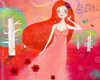 Sweet Melody - Deluxe Edition Print