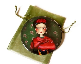 Frida - Pocket Mirror