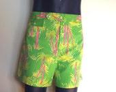 Lily Pulitzer Mens Stuff Palm Beach Swim Trunks Bathing Suit
