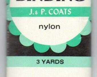 Vintage Seam Binding - Vintage Stretch Lace Seam Binding - 70s - Stretch Lace Seam Binding - London
