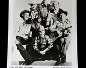 Sons of the Pioneers Publicity Photo - 1960s Cowboy Music- RCA Victor - 8 x 10 -  Nashville - Authentic
