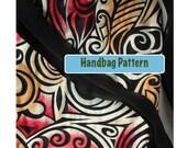 Handbag PDF Sewing Pattern