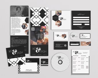 Custom  marketing pack UNLIMITED REVISIONS - reserved
