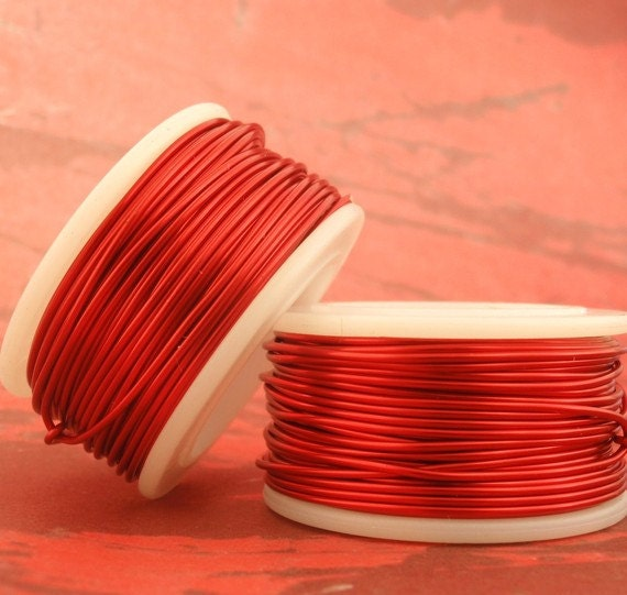 Red Wire Enameled Coated Copper 100 Guarantee You Pick