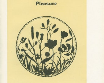 Bee, Flower, Sun, First Day Pleasure, 1944 Vintage Children's Illustration, Book Plate 17, Forster Knight, Yellow, Black, Kids Bedroom