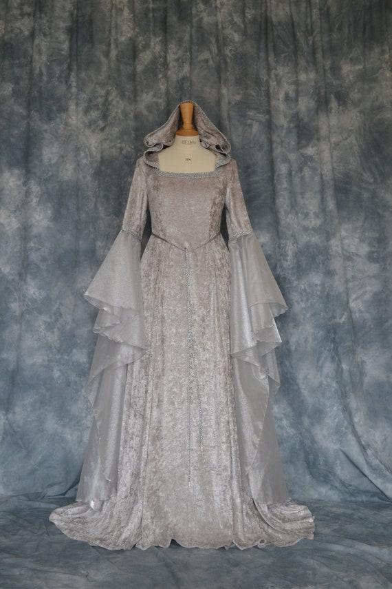 Wedding gowns zelda zelda wedding gown back view by for Legend of zelda wedding dress