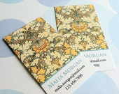 Personalized Business Card Calling Card Vintage Wallpaper - Set of 50