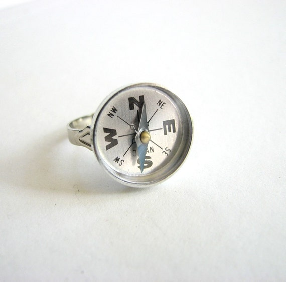 compass ring - the navigator
