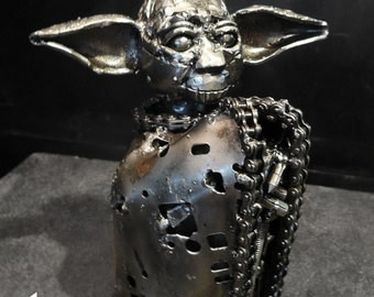 Recycled Metal Grand Master (small item)