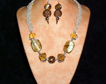 Hemp Necklace K8 Chains