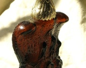 an American Eagle mismatched collectible Avon bottle  circa 1970's