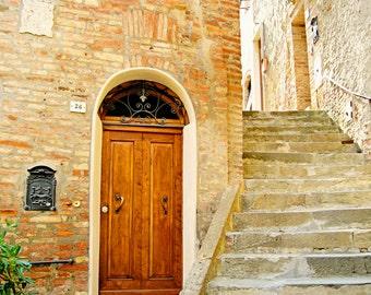 The Door In The Corner