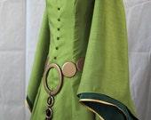Adult Scottish Queen Custom Costume
