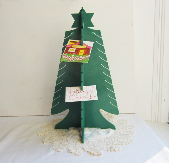 Christmas Card Display Holder
