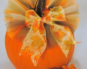 Newborn Thanksgiving Tutu - Newborn Autumn Tutu - Newborn Fall Tutu