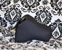 DSLR Camera Case - Black / Black Neoprene