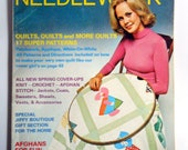 Vintage Quilting and Craft Patterns - Lady's Circle Needlework Magazine - 1973 - Lady's Circle Patterns