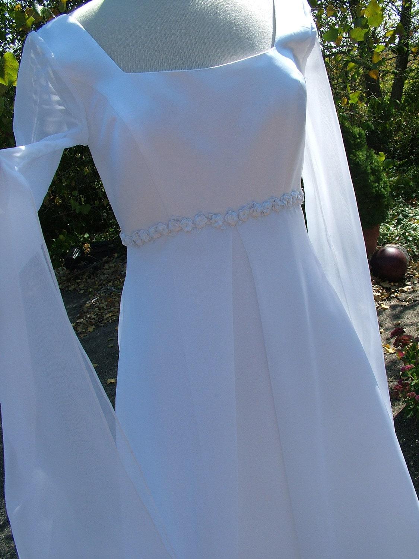 Camelot wedding dress vintage 90s by retrovintageweddings on etsy