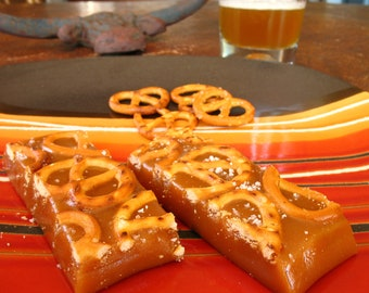 Twisted Salty Ale Honey Caramel