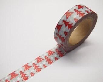 Christmas Washi Tape (10M)
