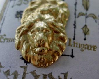 Lion King of the Jungle medium (2 pc)