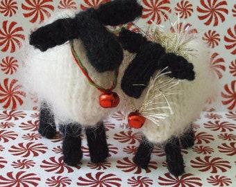 Christmas Lamb Ornaments Christmas Sheep