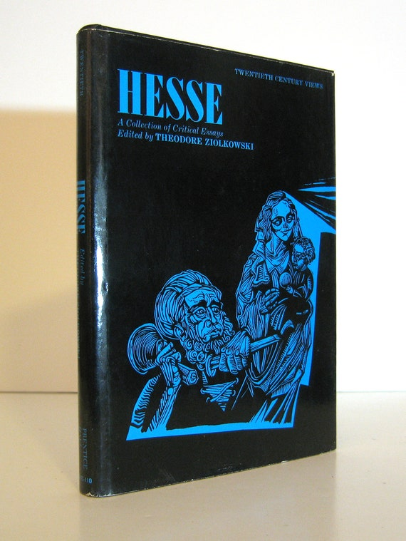 "demian critical essays Review of demian by hesse essays: both albert camus and herman hesse express their critical view on the world and society in ""the outsider"" and."