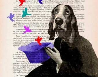 MAGICIAN, original ARTWORK, art print, art poster