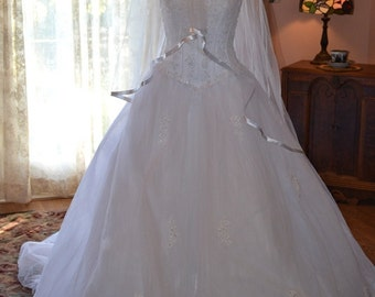 Wedding Gown by Michaelangelo   (Catherine)