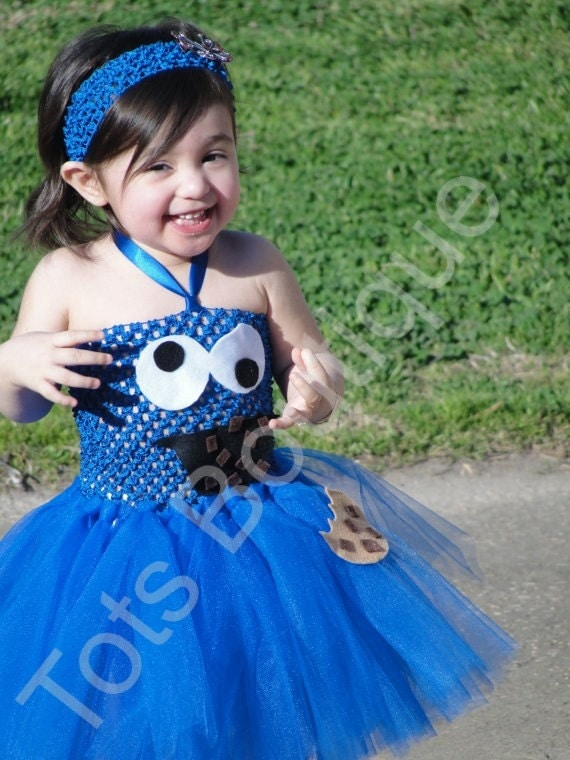 Tutu Dress - Cookie Inspired - Infant